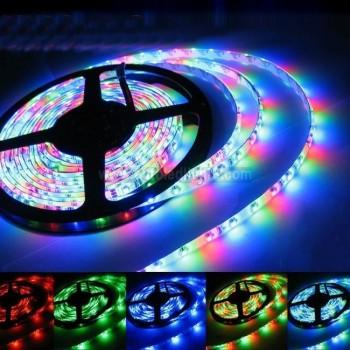 Đèn led dây 7 màu