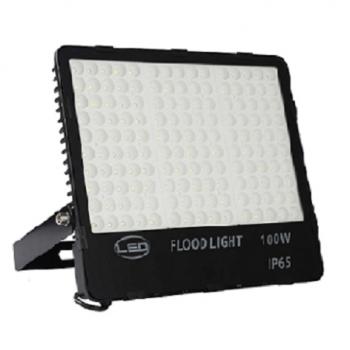 Đèn Pha Led 100W , ánh sáng Trắng/Vàng Philips led