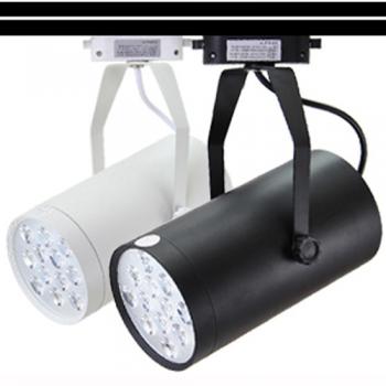 Đèn LED Rọi Ray 30W, Vỏ Đen Ánh Sáng Trắng (Vàng)