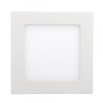 Đèn led âm trần siêu mỏng vuông 6w