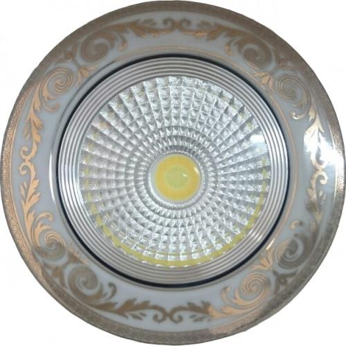 Đèn Led Âm Trần COB 7w Vàng