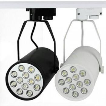 Đèn LED Rọi Ray 12W, Vỏ Trắng