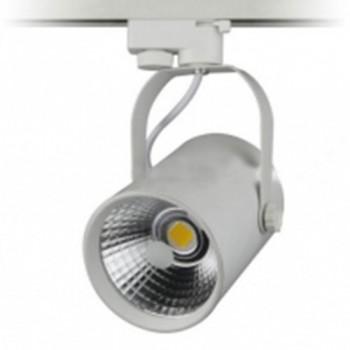 Đèn LED Rọi Ray COB 10W – Vỏ Trắng