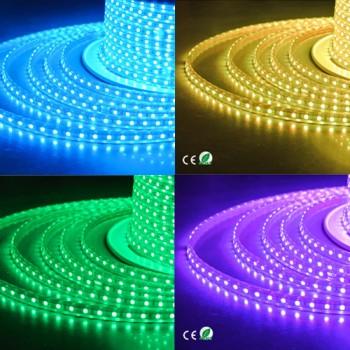 Đèn led dây cuộn 100m