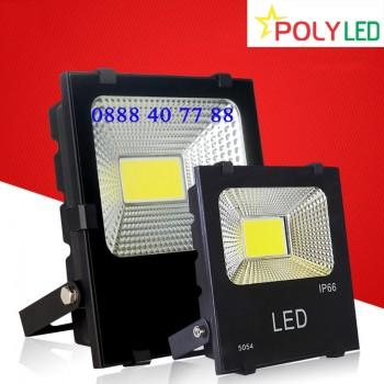 Đèn LED Pha 100W – Van Giải Nhiệt Cao Cấp