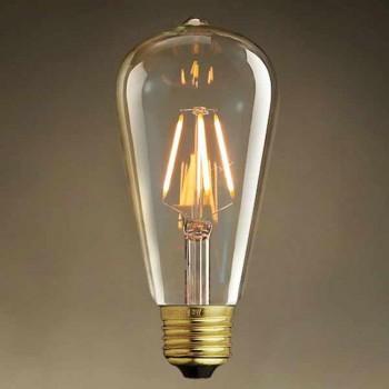 Đèn LED Bóng Edison ST60/4w