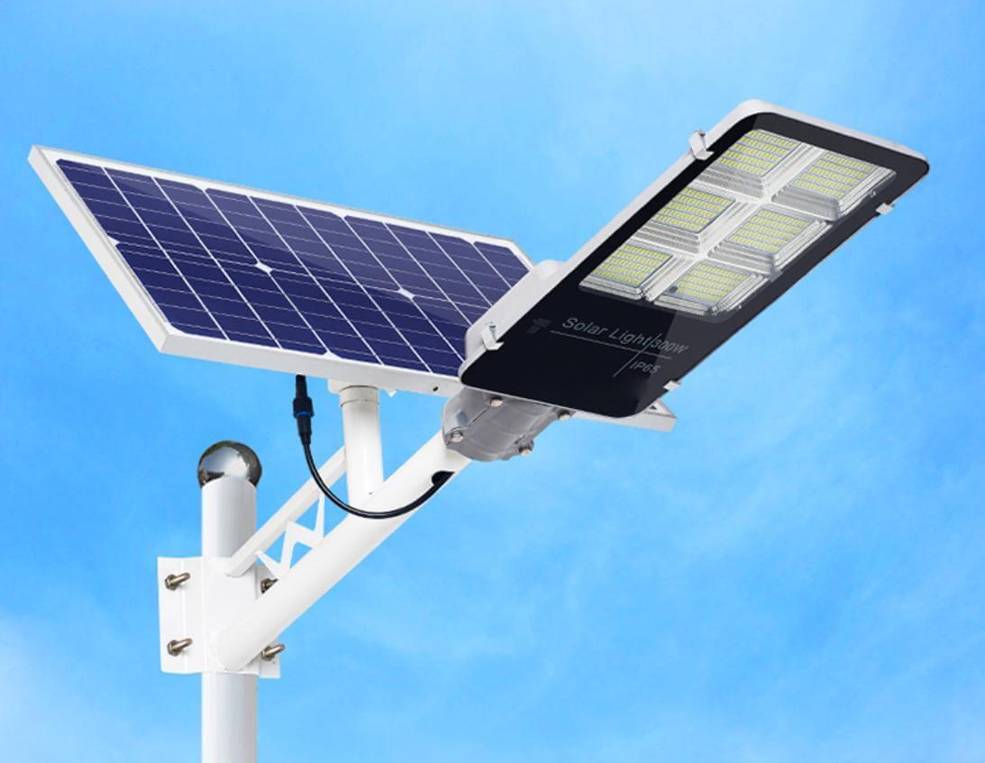 đèn đường năng lượng mặt trời 400W
