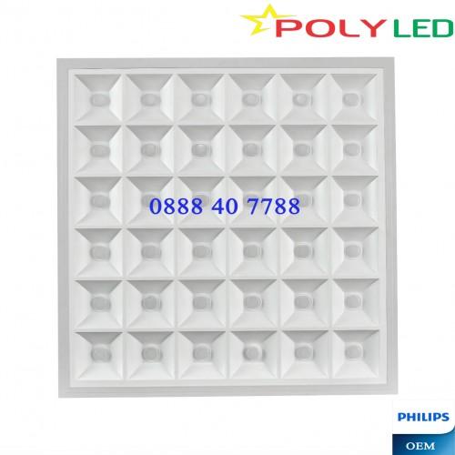Đèn led panel tấm 600x600-48W tăng phô Philips