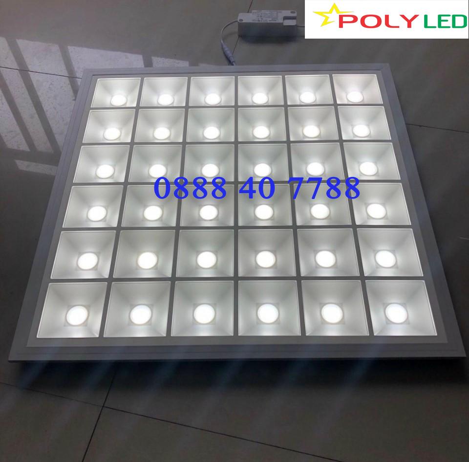Đèn led panel 600x600-48W tăng phô philips
