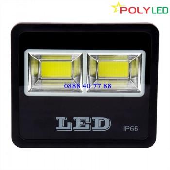 Đèn LED Pha Chip COB 100W Chiếu Xa