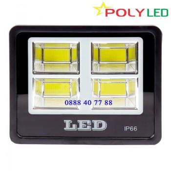 Đèn LED Pha Chip COB 200W Chiếu Xa