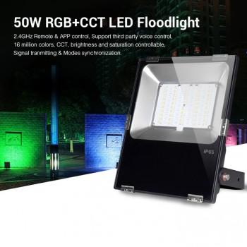 Floor light 50W full color