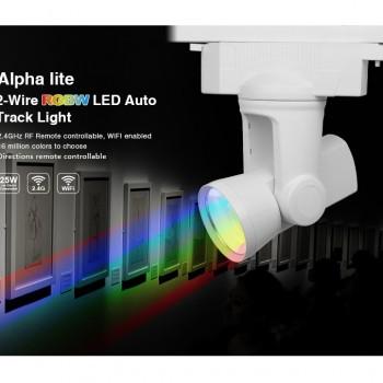 Rail Tracklight 25W full color