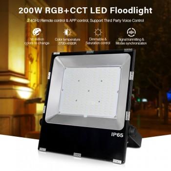 Floor light 200W full color