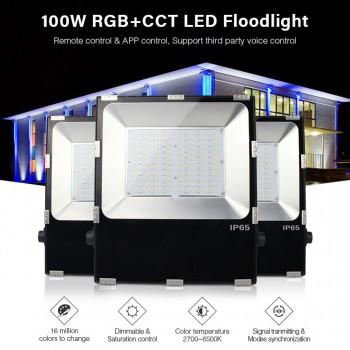 Floor light 100W full color