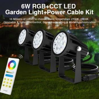 Garden light 6W full color